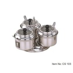 Stainless Steel Pickle Set