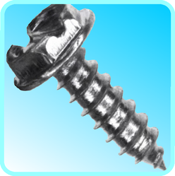 Cold Forged Hex Head Screw