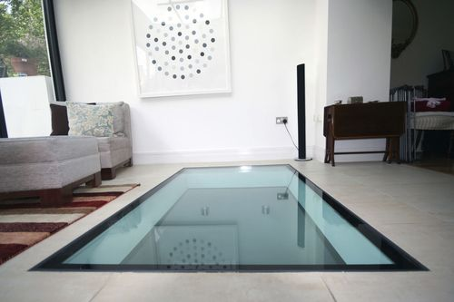 Glass Floor Tempered Glass Floor Trader From Hyderabad
