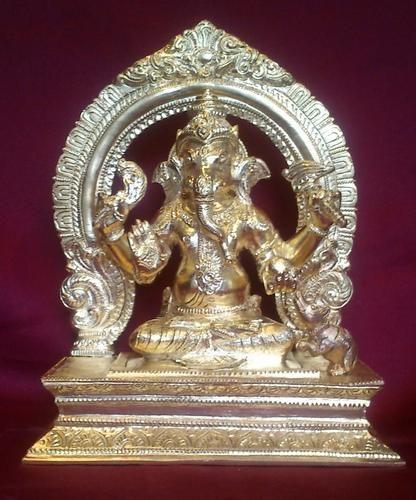 Panchaloha Ganesh