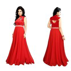 Ladies Partywear Gown