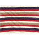 Rib Striper Yarn Dyed Fabric
