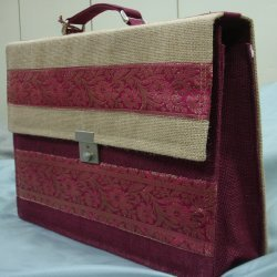 Colored Cloth Jute Bags