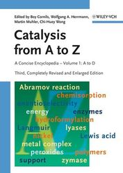 Catalysis from A to Z Books