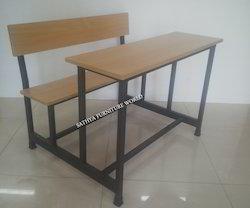 School Dual Desk Small