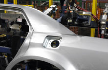 Exterior Sheet Metal and Closure Systems