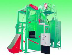 Tum Blast type Blasting Machine
