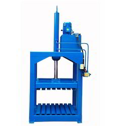 Cement Bag Baler