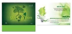 Go Green Calendar