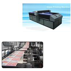 Printing Machine for Glass Printing Industry
