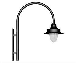 Pelican Lighting Pole