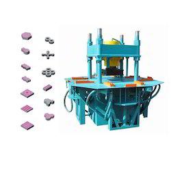 Hydraulic Paver Block Machine