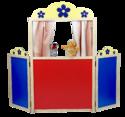 Floor Puppet Theater