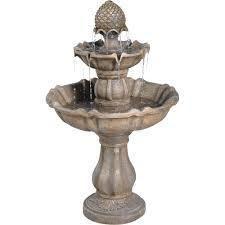 FRP Fiberglass Garden Fountain