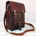 Portrait Two Bucke Curve Bag