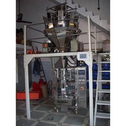 Automatic Weigh Metric Pouch Packing Machine
