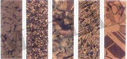 Metallurgical Microstructure Specimen Sets