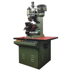Computerised Automatic Chain Cutting / Faceting Machine