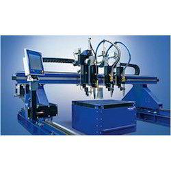 M.S Plate Plasma Cutting Machine