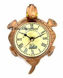 Tortoise Style Clock