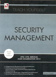 Security Management UPSC Civil Services Main Examination 2013