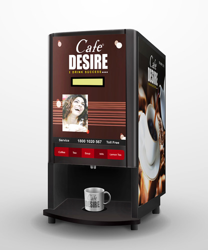 Coffee Vending Machines Manufacturer from Secunderabad