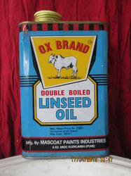 Linseed Oil (OX Brand)