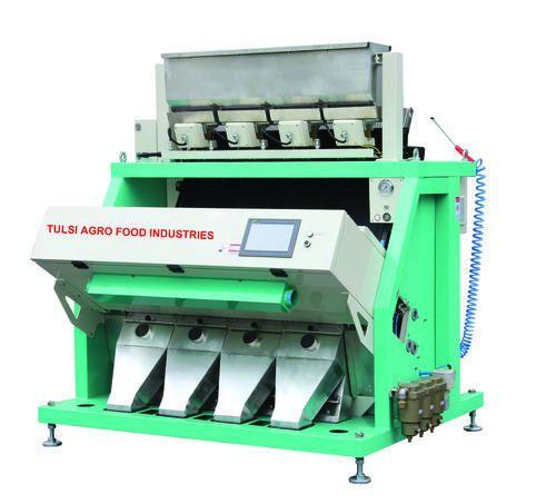 Color Sorter Grain Machine