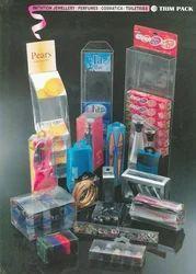 Transparent PVC Box