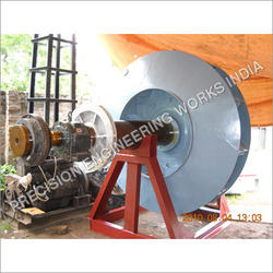Sepax Fan Impeller & Shaft Assembly