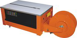 Low Table Top Semi Automatic Strapping Machine Carton/Boxes