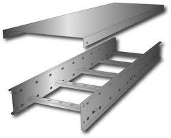 Bolt Nut Type Ladder Tray With Top Cover