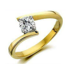 Kalyan Jewellers Engagement Rings Designs