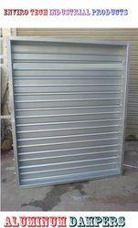 Aluminum Duct Dampers / Aluminum Dampers