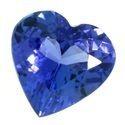Tanzanite Heart Sha...
