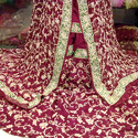 Designer Bridal Gharara