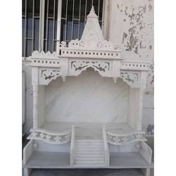 Marble Mandir for Pooja Room
