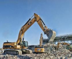 Demolition Electrical Conduits