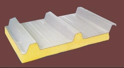 Sintex Roofing Material Puf Insulation Panel