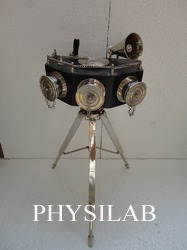 bioscope on tripod stand antique look