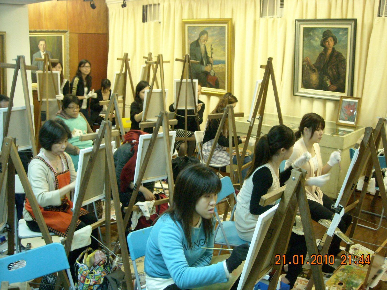 arts tuition classes
