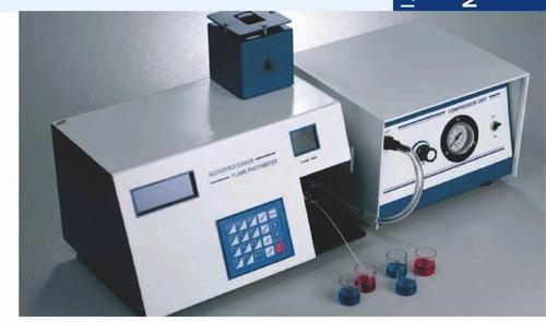 Flame Photometers Microprocessor Flame Photometer