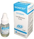 Signicef Eye Drops