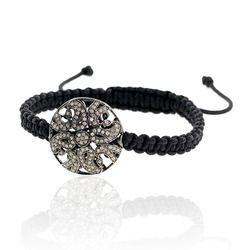 Charm Diamond Bracelet