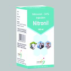 Nitroxinil 34% Injection