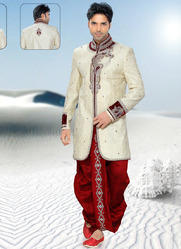 sherwani impressive reception wear