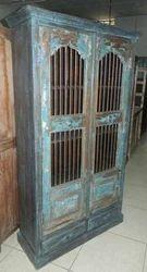 Old Grill Door Almirah