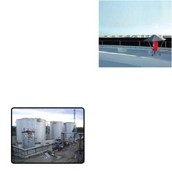Fire Protection System for Petroleum Storage Tank