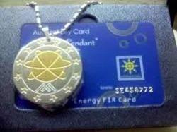 Bio magnetic product bio energy nano card manufacturer from jaipur mst 2 tone scalar pendant aloadofball Images