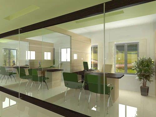 Automobile Industries Office Interior Design